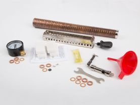 Wilesco 01838 Accessory set in a bag for D20